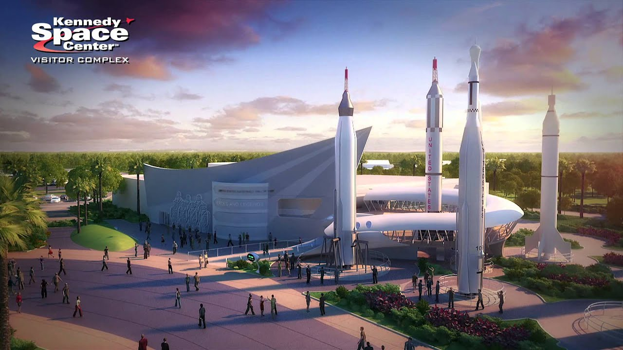 Make Floor Plans Heroes And Legends At Kennedy Space Center Visitor Complex