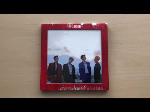 Download ♡Unboxing The Rose 더로즈 3rd Single Album RED 레드♡ Mp4 baru
