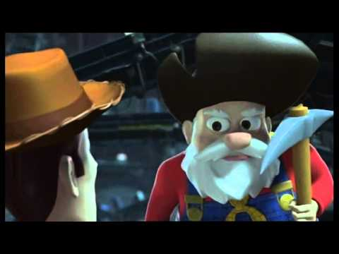 Chief Tannabok Tells Toy Story Villain To Stop - YouTube