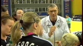 Гандбол.  Чемпионат Европы среди женщин 2008.  Матч за третье место.  Россия - Германия