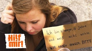 Pregnant at 16: My friend (25) wants me to become a beggar! | Help me!