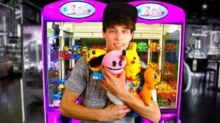 Game | Arcades Hate When I do This! Ultimate Claw Machine Wins! | Arcades Hate When I do This! Ultimate Claw Machine Wins!