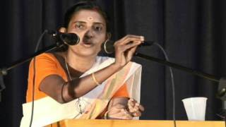 A Discourse with Smt. Sasikala Teacher1