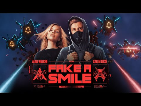 Alan Walker x salem ilese - Fake A Smile (Official Music Video)
