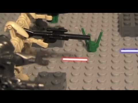 Leco Clone Wars-Rex's Last Stand (A stop motion Movie)