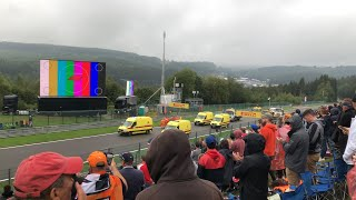 Tribute to Anthoine Hubert - Spa Francorchamps