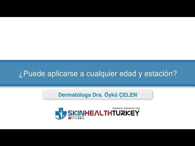 Trasplante Capilar Turquía - ¿Puede aplicarse a cualquier edad y estación? - Dra. Oyku Celen