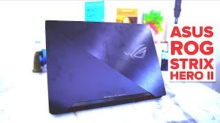 ASUS ROG Strix HERO 2 REVIEW and UNBOXING - GL504