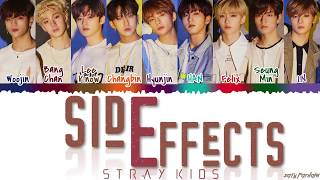 Download lagu STRAY KIDS - 'SIDE EFFECTS' (부작용) Lyrics [Color Coded_Han_Rom_Eng]