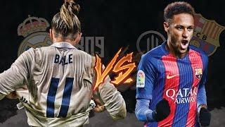 gareth bale vs neymar jr 2016 17 crazy skills battle   hd