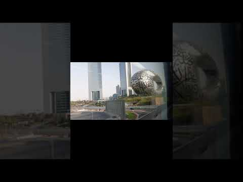 DUBAI TOUR 2021 | Emirates Towers and Museum of the Future | #shorts | #viral |