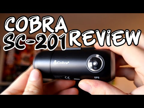 Cobra SC201 Dash Cam Review - The Best Dash Cam We Have Ever Seen!