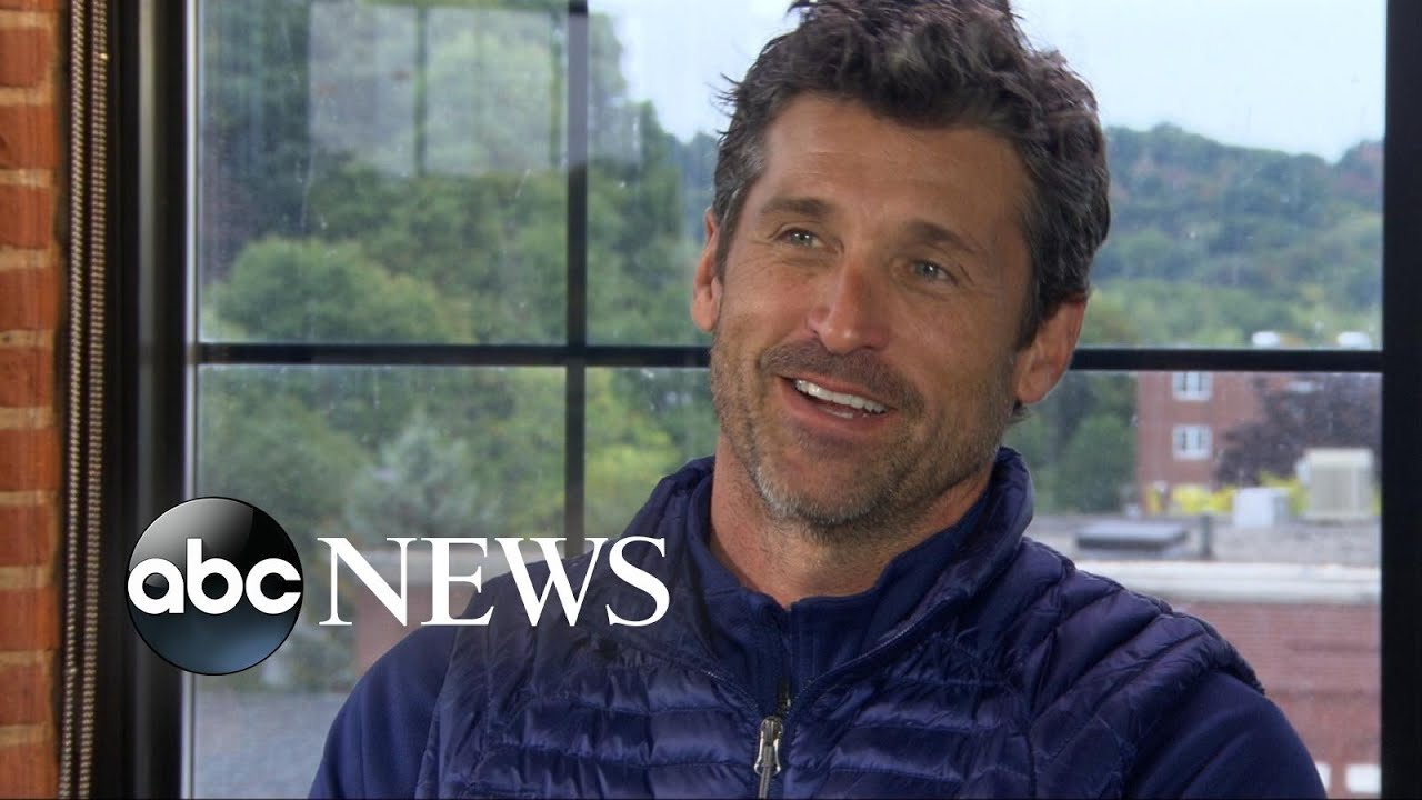 Patrick Dempsey On Life After Greys Anatomy Still Being Mcdreamy