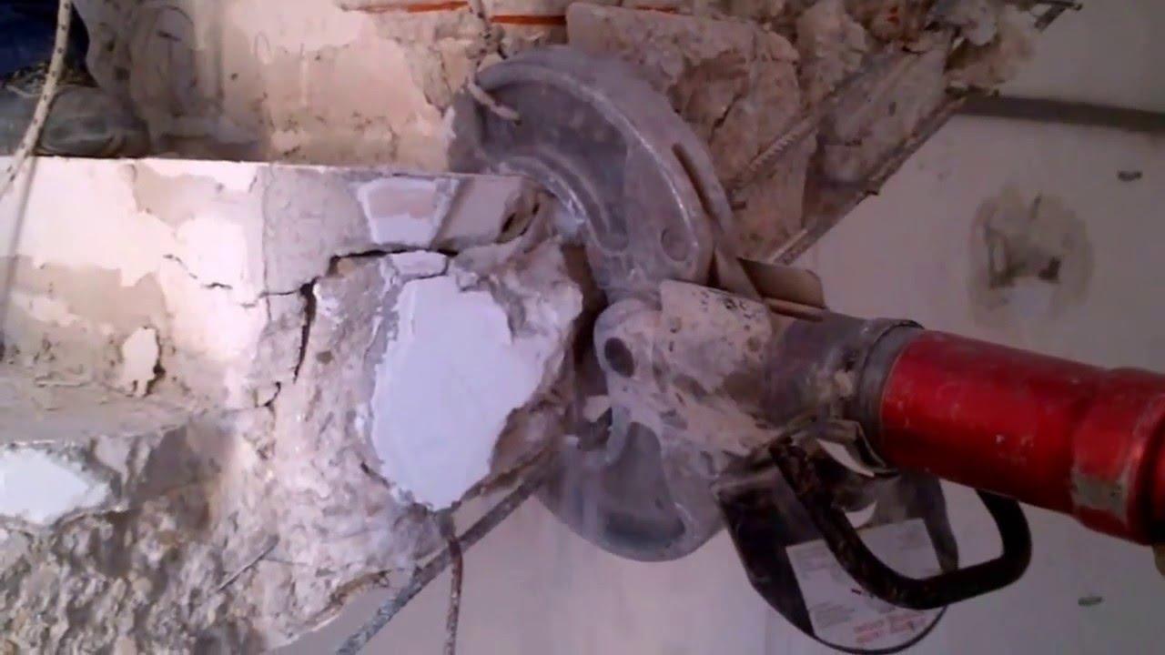 Demolizione Scala In Cemento Armato termodelta pinza idraulica demolizione 3487025576