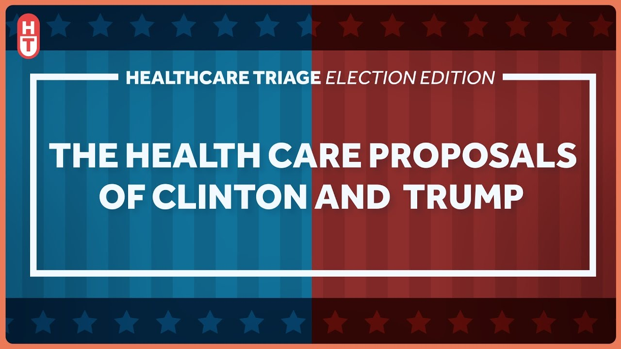 Image result for Healthcare Triage: Donald Trump and Healthcare Cost Sharing