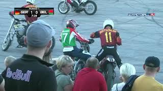 MOTOBALL EURO-2019. Germany vs Belarus // Германия - Беларусь