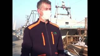 封城期间 意大利渔民免费派送海鲜给有需要的人