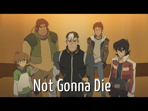 Voltron: Legendary Defender [AMV] Skillet - Not Gonna Die