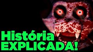 A VERDADEIRA HISTÓRIA - Five Night at Candy