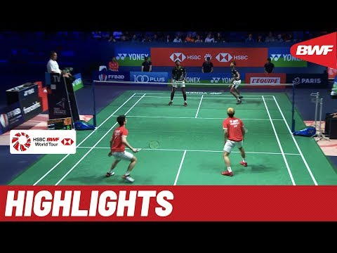 YONEX French Open 2019   Finals MD Highlights   BWF 2019