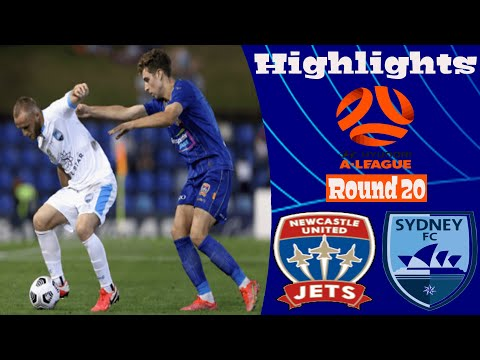 Newcastle Jets Sydney Goals And Highlights