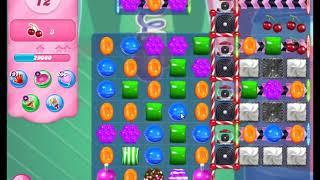 Candy Crush Saga Level 3660 - NO BOOSTERS