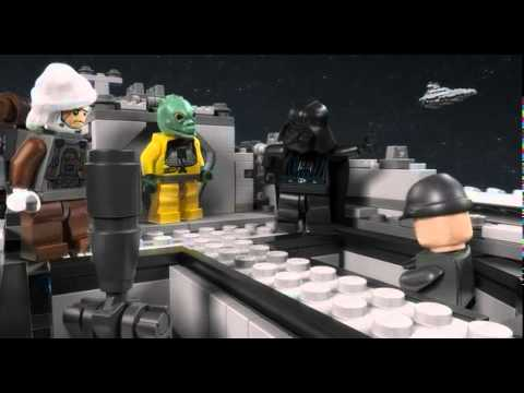 Super Star Destroyer Lego Star Wars 10221 Youtube