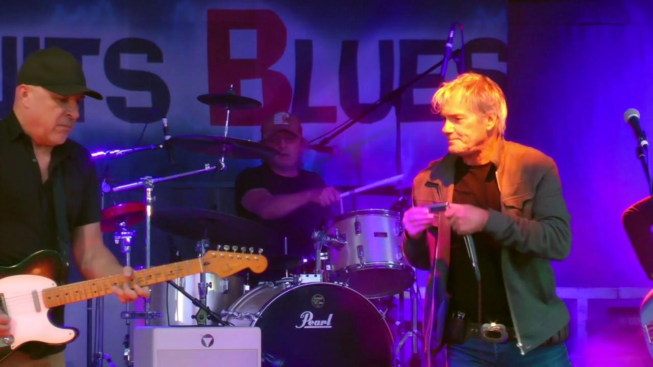 "Guy Bélanger ""BLUES HARP INSTRU"" Harmonica Meister! LIVE! Les Nuits Blues Canada 2019"