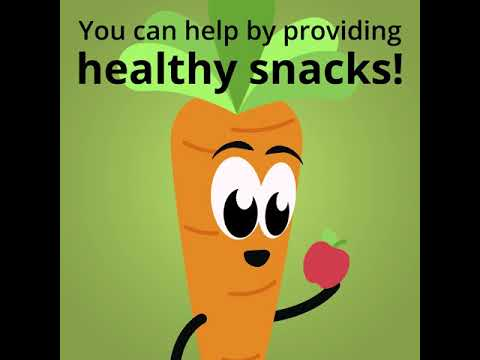 Food and drink options in recreation centres