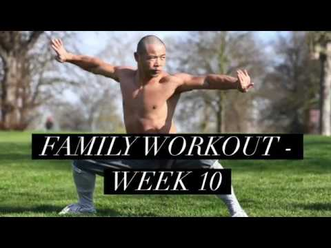 Family Workout – Week 10