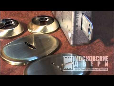 Металлические двери от производителя на заказ в Москве