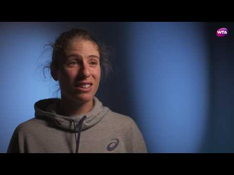 Johanna Konta | 2017 Mutua Madrid Open | Pre-Tournament Interview