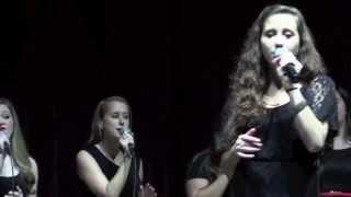 Vanderbilt Swingin' Dores: Let Me Love You Medley -- Spring 2014