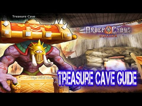 Order and Chaos online - Treasure Cave Guide - Level 73