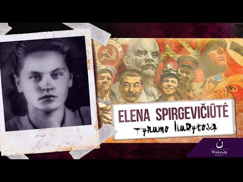Elena Spirgevičiūtė: tyrumo liudytoja