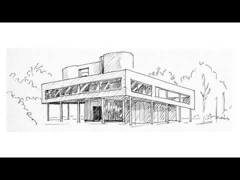 5 POINTS OF MODERN ARCHITECTURE LE CORBUSIER