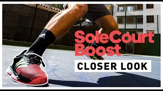 Closer Look |adidas SoleCourt Boost