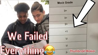OPENING My **GCSE** Results(Worst Day Of My Life)☹️
