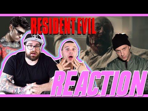 TY1 x Clementino x Izi - Resident Evil | REACTION | ARCADEBOYZ
