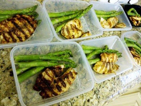 Cocinar Para Toda La Semana | Jose L Fitness Presenta Serie Dentro De La Cocina Fitt Como