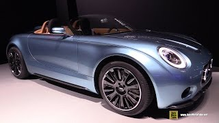 MINI Superleggera Vision Concept 2014 Videos