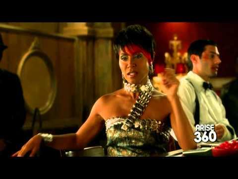 "Actor Andrew Stewart Jones on his role in ""Gotham!"""