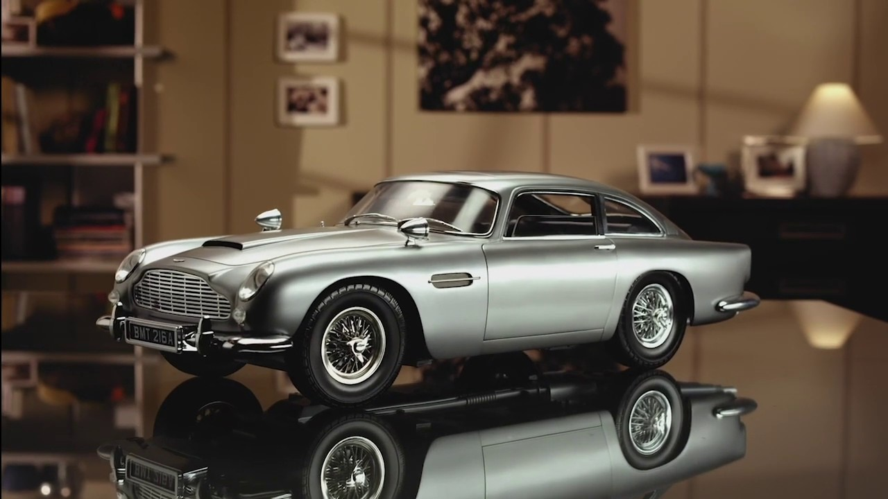 Build The James Bond Db5 Scale Replica Today Youtube