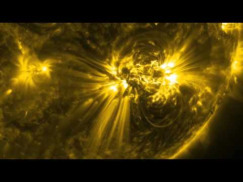 VIDEO: NASA | THERMONUCLEAR ART ? THE SUN IN ULTRA-HD (4K)
