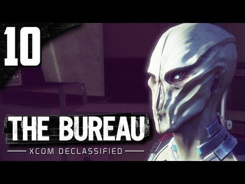 Let's Play The Bureau XCOM Declassified - Part 10 - Interrogate The Infiltrator