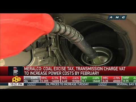 Tax reform law to drive fuel, power costs up