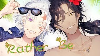 Repeat youtube video Nightcore - Rather Be [Male Version]