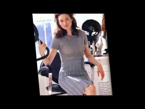 Вязание крючком летние модели платья юбки костюмы туники