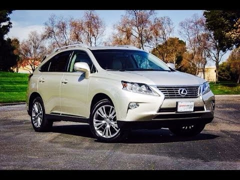 2013/2014 Lexus RX 350 Startup, Exhaust And In Depth Review