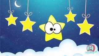 Twinkle Twinkle Little Star ♫ Nursery Rhyme ♫
